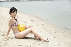 水着の女性1