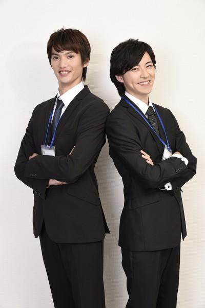 ビジネススーツの男性5