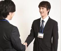 ビジネススーツの男性7